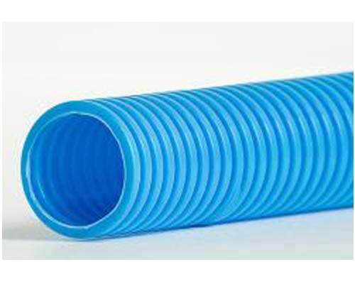 Tubo instalacion fontaneria 13 mm azul - Tubo corrugado rojo ...