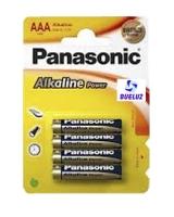 Pilas y Cargadores » Pilas Alkalinas y Salinas » Pilas Panasonic » Panasonic Alkalina » Panasonic Alkalina BRONZE