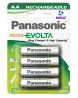 Pilas Recargables Panasonic