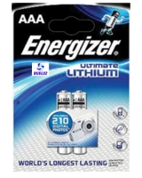 Pilas y Cargadores » Pilas Alkalinas y Salinas » Pilas Energizer » Energizer Litio