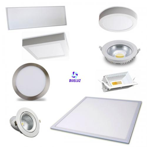 Downlight y Paneles LED