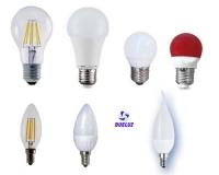Standar,Velas y Esfericas LED