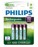 Pilas y Cargadores » Pilas Recargables » Pilas Recargables Philips