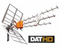Antena TV DAT HD C 21/60 Ref.149902 -