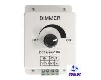 Regulador intensidad LED 96W  12-Voltios -