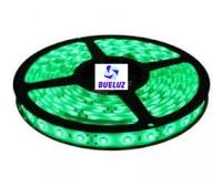Tira LED 7,2W/Metro VERDE IP-65 -