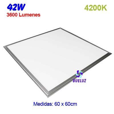 Pantalla LED cuadrada 42W 4200K -