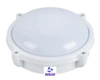 Aplique redondo LED 3000K 12W -