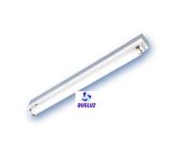 Regleta Metalica 1 x 18W con tubo