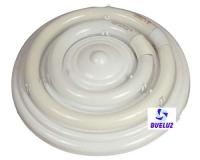 Plafón Circular Blanco 54W con tubo -