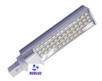 Lampara PL LED 11W G-24 6000ºK -