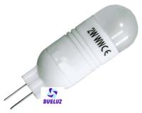 2-PIN LED G-4 2W 6500ºK -