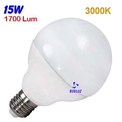 Globo LED 90mm E-27 10W 3000ºK -