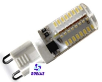 Lampara G-9 Led 5W 6000ºK PC (Blister 2 Unidades) -