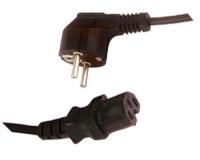 Conexión Alimentación AC 2 mts 10 Amp.