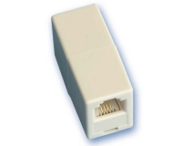 Conector Empalme Telefono Hembra-Hembra RJ11 -