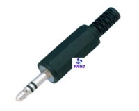 Conector Macho Stereo 3,5mm
