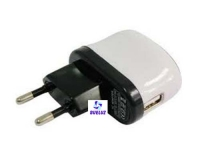 Alimentador clavija salida USB 1000 mA -