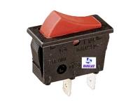 Interruptor unipolar  empotrar 6 Amp. 250V -