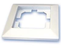 Placa 1 Elemento blanco GSC  -