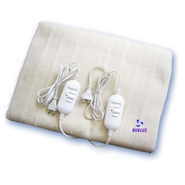Manta electrica Doble 2x60W -