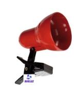 Flexo de pinza E-14 Rojo  -