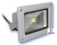 Proyector LED 10W alto brillo 3000K -