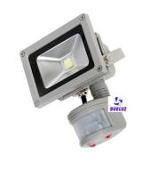 Proyector LED con sensor 20W alto brillo 6000K -