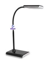 Flexo de sobremesa LED 6W Negro -