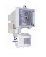 Proyector Halogeno Detector 150W Blanco C/Lampara -