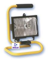 Proyector Halogeno soporte 150W C/Lampara -