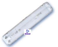 Pantalla Estanca 2 x 0,60 cm. para LED -