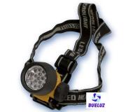 Linterna Cabeza 17 LEDs -