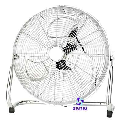 Ventilador Suelo Industrial  20 cm diametro -