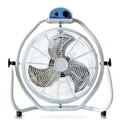 Ventilador Suelo Industrial  45 cm diametro -