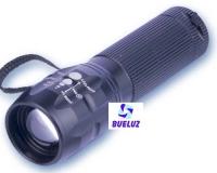 Linterna Aluminio 1 LED  -