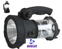 Linterna Recargable multiusos cañon de luz 1W. -