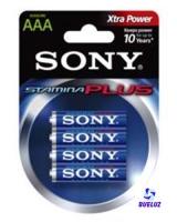 Pila Sony Stamina Plus (AAA) LR03  -