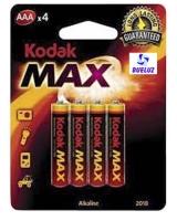 Pila Kodak Alkalina (AAA) LR03