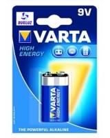 Pila Alkalina Varta (9V) 6LR61 -