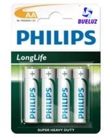 Pila Philips Salina (AA) R6 -