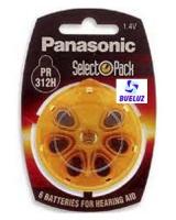 Pila Panasonic Audifono PR13 -