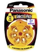 Pila Panasonic Audifono PR10 -
