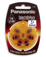 Pila Panasonic Audifono PR312 -