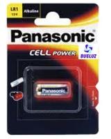 Pila Panasonic Alcalina LR1 1,5V -
