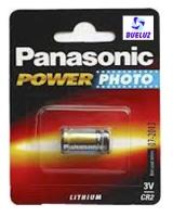 Pila Panasonic Alcalina CR2 3V -