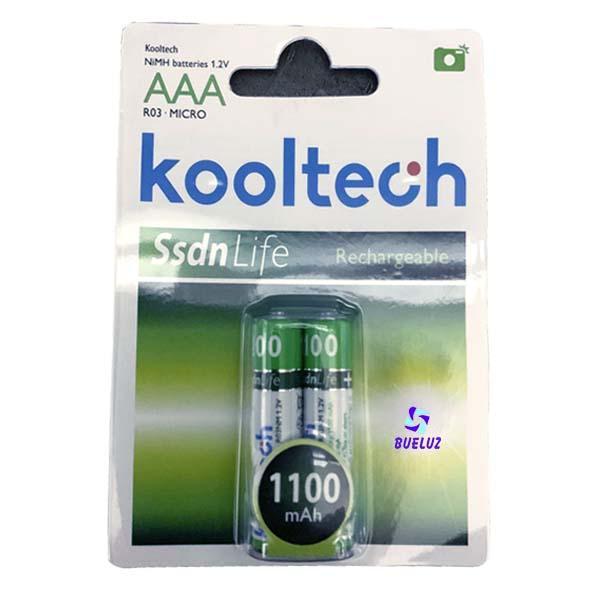 Pila Recargable LR03 (AAA) Kingcell 1100 mAH -