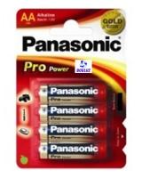 Pila Panasonic Alkalina (AA) LR6 PRO-ORO -