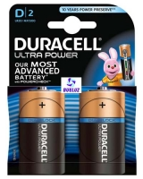 Pila Duracell Ultra Power (D) LR20
