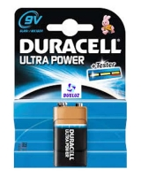 Pila Duracell Ultra Power 9V 6LR61